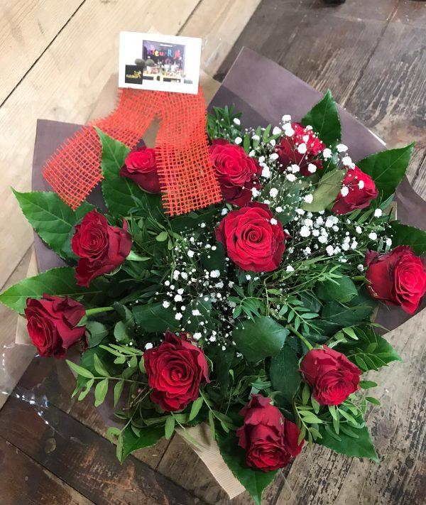(Rode) rozenboeket
